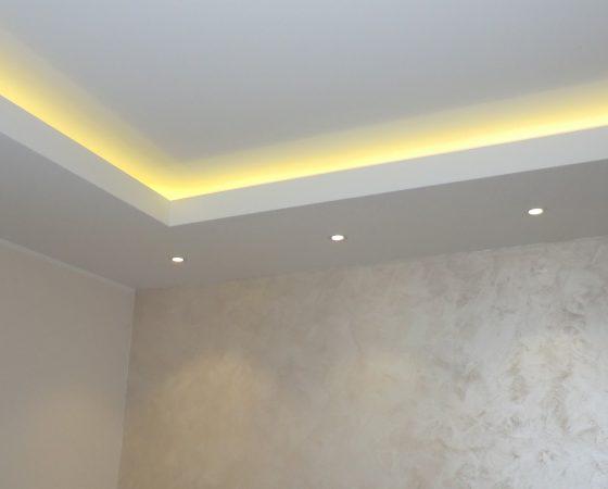 Lubos. LED apšvietimas. (Pavilnys)